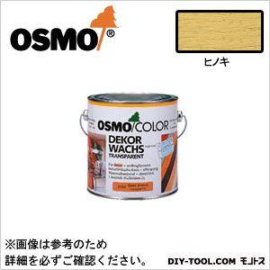 オスモカラー ワンコートオンリー ヒノキ 0.75L 1222