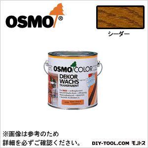 オスモカラー ワンコートオンリー シーダー 0.75L 1235