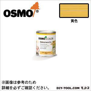 オスモカラー ウッドワックスオパーク 日本の色 3分艶あり 黄色 0.75L 3124