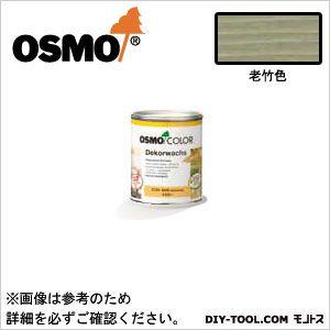 オスモカラー ウッドワックスオパーク 日本の色 3分艶あり 老竹色 0.75L 3177