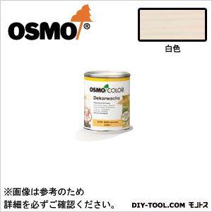 オスモカラー ウッドワックスオパーク 日本の色 3分艶あり 白色し 0.75L 3188