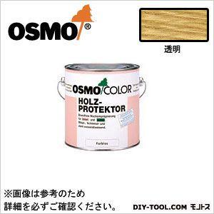 オスモカラー ウッドプロテクター 防カビ用 透明 2.5L 4006