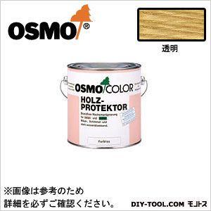 オスモカラー ウッドプロテクター 防カビ用 透明 0.75L 4006