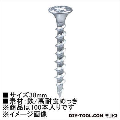 石膏ボードビス  38mm HP1034 100 本