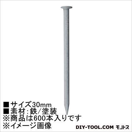 プリントボード釘 シロ 30mm HP-291 600 本