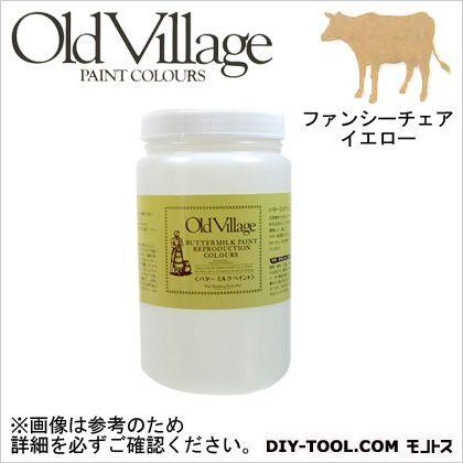 バターミルクペイント ファンシー チェア イエロー 946ml BM-0306Q