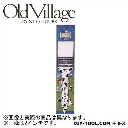 Old Village Paint バターミルクペイント用刷毛  1インチ BM-00002