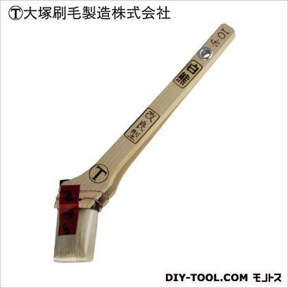 マルテー 白熊 厚口改良型 筋違 白 10号  D30×W60×H228(mm)   本