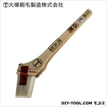 マルテー 白熊 厚口改良型 筋違 白 15号  D30×W66×H231(mm)   本