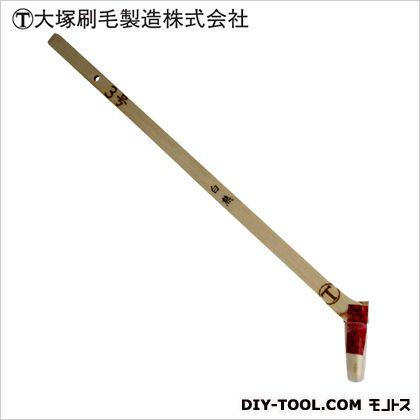 白熊 厚口 筋違 白 3号 D14×W30×H215(mm)