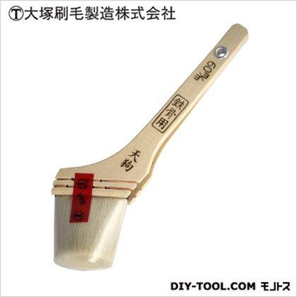 天狗 鉄骨用 筋違 白 60mm  D35×W82×H247(mm)   本