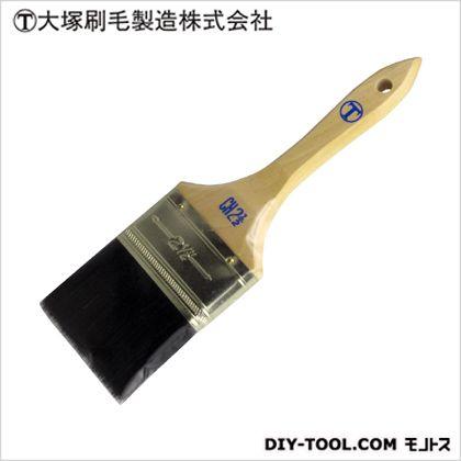 マルテー CHコッピー 平 黒 2.5インチ  D17×W72×H222(mm)   本