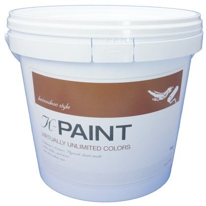 K-PAINT 珪藻土塗料 ホワイト 5kg