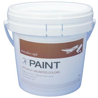 K-PAINT 珪藻土塗料 ホワイト 1.5kg