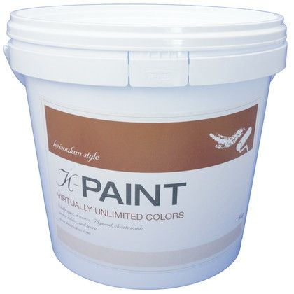 K-PAINT 珪藻土塗料 オフホワイト 5kg