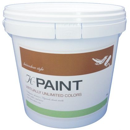 K-PAINT 珪藻土塗料 ライム 5kg