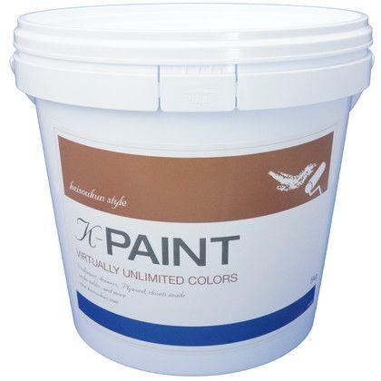 K-PAINT 珪藻土塗料 ネイビーブルー 5kg