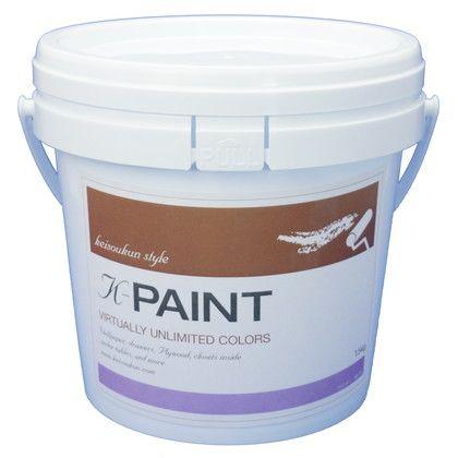 K-PAINT 珪藻土塗料 ラベンダー 1.5kg