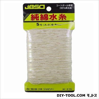 純綿水糸  5号 100m G23004