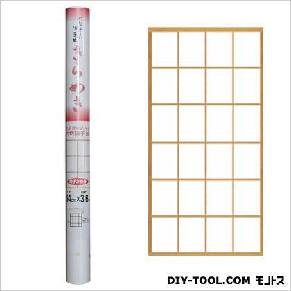大直 心にやさしい障子紙(目安:障子2枚分) きらめき 94cm×3.6m O-111  本