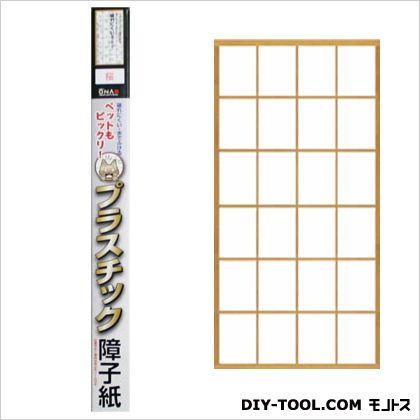 大直 プラスチック障子紙(目安:丈長障子1枚分) 桜 94cm×2.0m OM-003  本