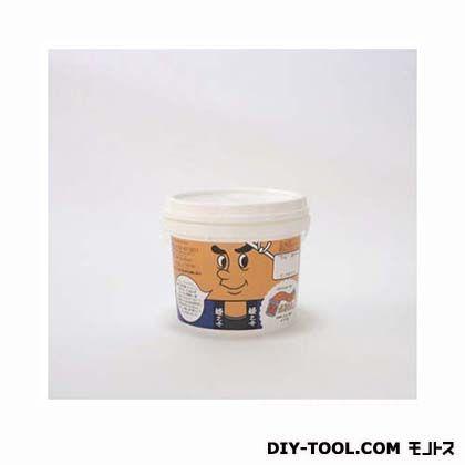 ひとりで塗れるもん(室内用塗り壁材) コテノスケ お試しちょい塗り ピュアホワイト 4kg 900-004001-PW