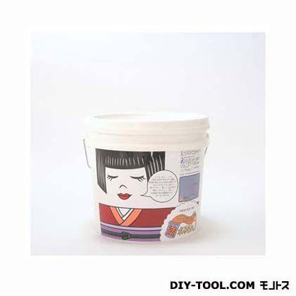 ひとりで塗れるもん(室内用塗り壁材) ぬりこ こけむらさき 11kg 900-011005-KM