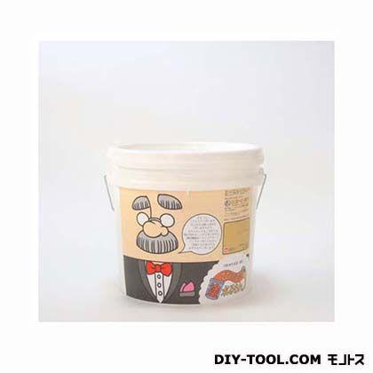 ひとりで塗れるもん(室内用塗り壁材) コテジイ カーミーブラウン 11kg 900-011008-CB
