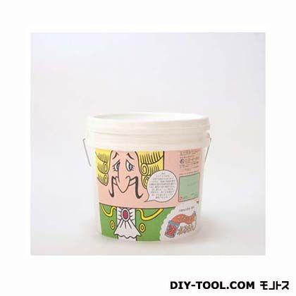 ひとりで塗れるもん(室内用塗り壁材) ヌリアヌス6世 ヴィクトリアグリーン 11kg 900-011011-VG