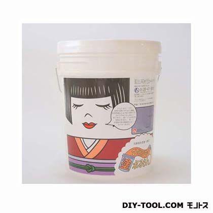 ひとりで塗れるもん(室内用塗り壁材) ぬりこ こけむらさき 22kg 900-022005-KM