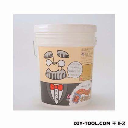 ひとりで塗れるもん(室内用塗り壁材) コテジイ カーミーブラウン 22kg 900-022008-CB