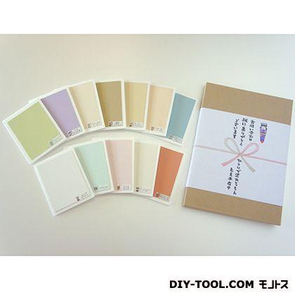 ひとりで塗れるもん(室内用塗り壁材)  塗り見本12色セット   700-000005