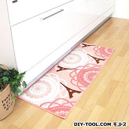 OKATO キッチンマット 45×120cm アラモード フレンチ  219046
