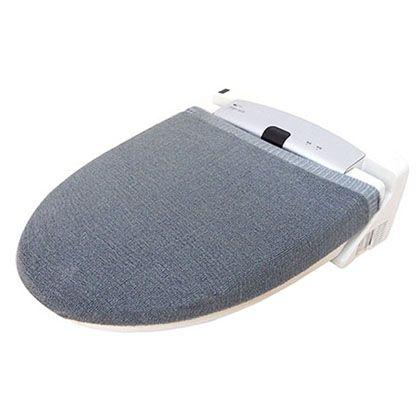 OKATO カラーモードプレミアム 兼用フタカバー グリーン U型・O型、洗浄暖房用兼用 247983