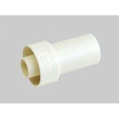 断熱ドレンホース・ジョイント(塩ビ管継手接続用) アイボリー  K-HRS20-40 40 個入