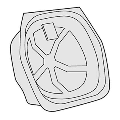 パワークリーナー(EZ3780)用 ゴミフィルター (EZ3780L0127)
