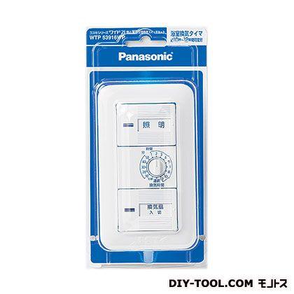 コスモシリーズワイド21埋込電子浴室換気スイッチセット   WTP53916WP