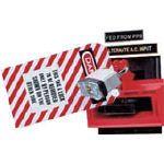 パンドウイット 工具レスブレーカーロックアウト PSLCBL 1個   PSLCBL 1 個