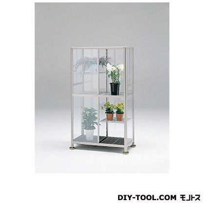 ハーベスト室内用温室 小型温室 ブロンズ  FHB-1508BL
