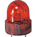 パトライト パトライト SKH-A型 小型回転灯 Φ118 オールプラスチックタイプ 赤 SKH110A 1個   SKH110A 1 個
