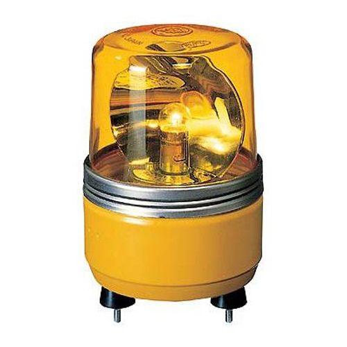 パトライト 小型回転灯 黄   SKH-100EAH-Y