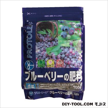 プロトリーフ ブルーベリーの肥料  14×20×5cm    専用培養土 用土