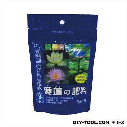 睡蓮の肥料 11×17×6cm 3g×15包