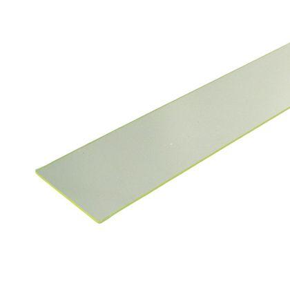 ピンチブロック 指つめガードシート クリア W200×H2000×T1.0mm FGS-C200-2000