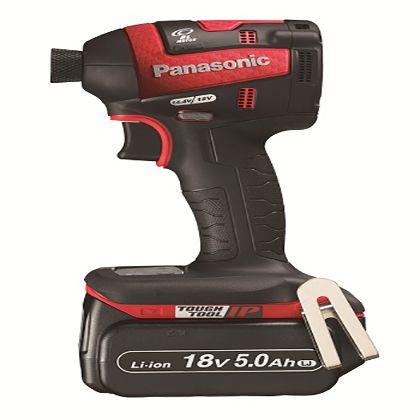 Panasonic充電インパクトドライバー18V5.0Ah赤   EZ75A7LJ2G-R