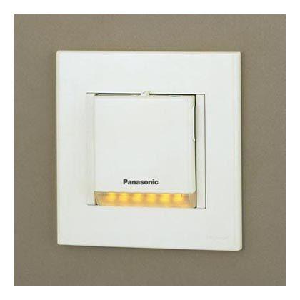 LEDホーム保安灯センサ・コンセント付   LBJ70991
