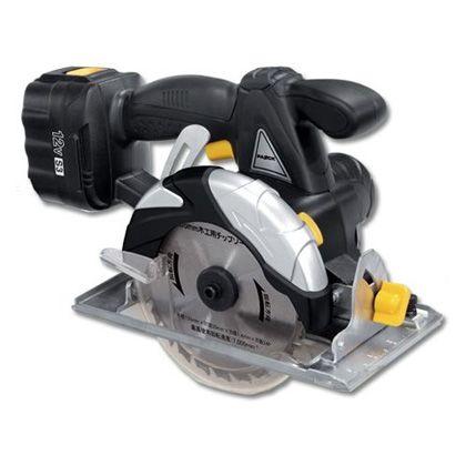 充電式木工用丸のこ ブラック (PMD-12WCS)