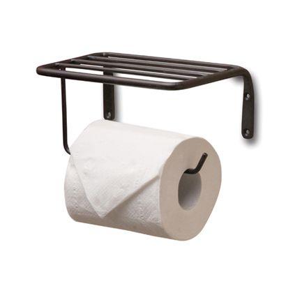 ポッシュリビング トイレットペーパーホルダー  巾18×奥12×高9.5cm 63052
