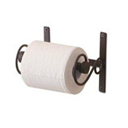 アイアントイレットペーパーホルダー 巾17×奥13×高13.5cm (61093)
