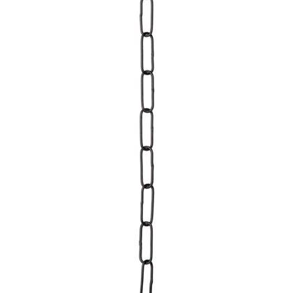 アイアンチェーン ブラック 長さ100cm (63179)